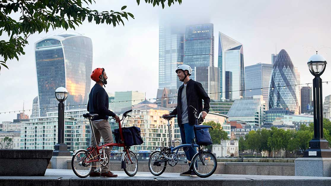brompton bicycle help me choose colors